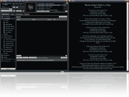 Plugin Lyrics Winamp