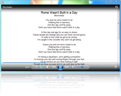 Plugin Lyrics Media Player