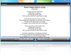 Lyrics Plugin
